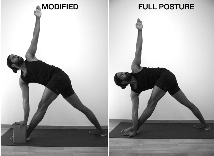 ptrikonasana-buildup