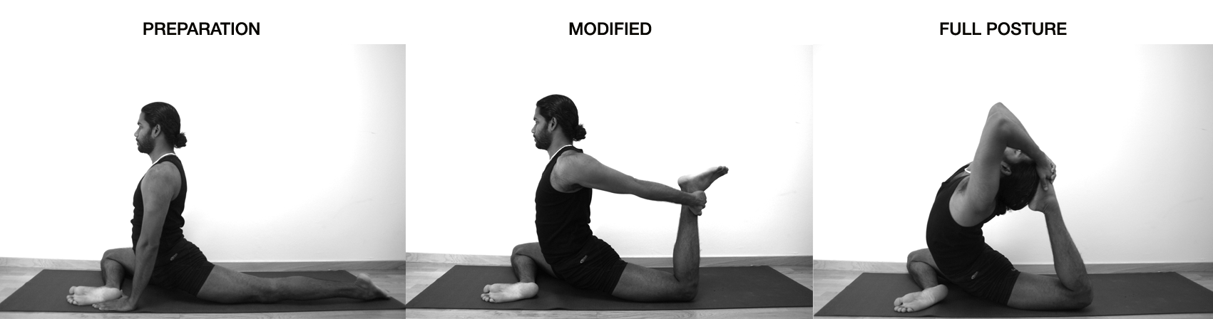 rajakapotasana-buildup